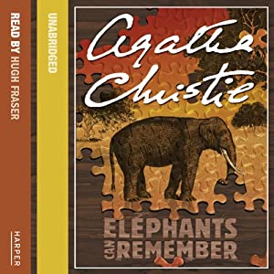 Elephants Can Remember Hörbuch