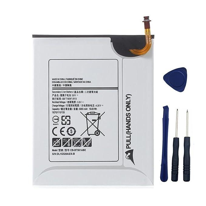 Amazon Com Ynynew Replacement Tablet Battery Samsung Galaxy Tab E