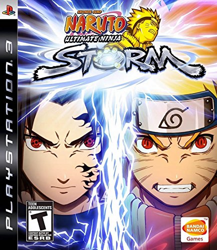 Naruto Ultimate Ninja: Storm (Naruto Video Games Ps3)