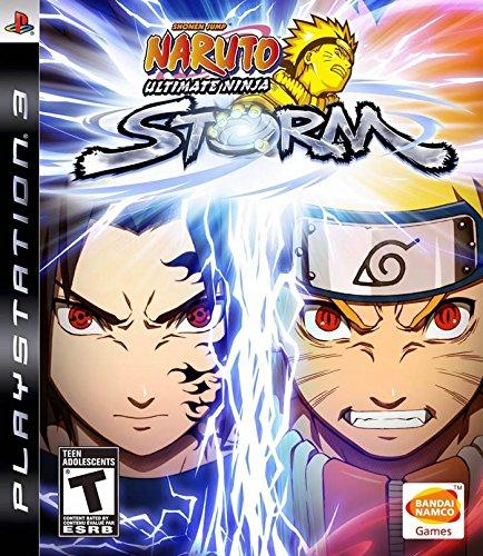 Naruto Ultimate Ninja: Storm (Naruto Video Games Ps3)
