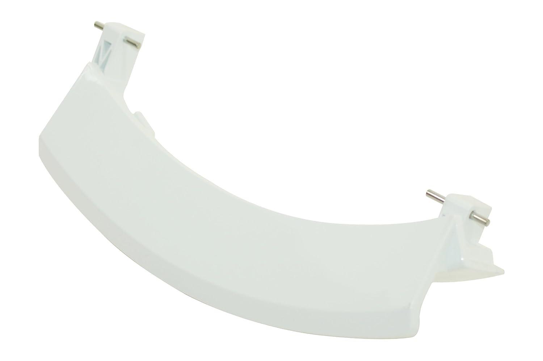 Bosch-Tirador de puerta para lavadora, color blanco: Amazon.es ...