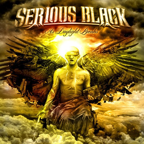 Serious Black: As Daylight Breaks (Audio CD)