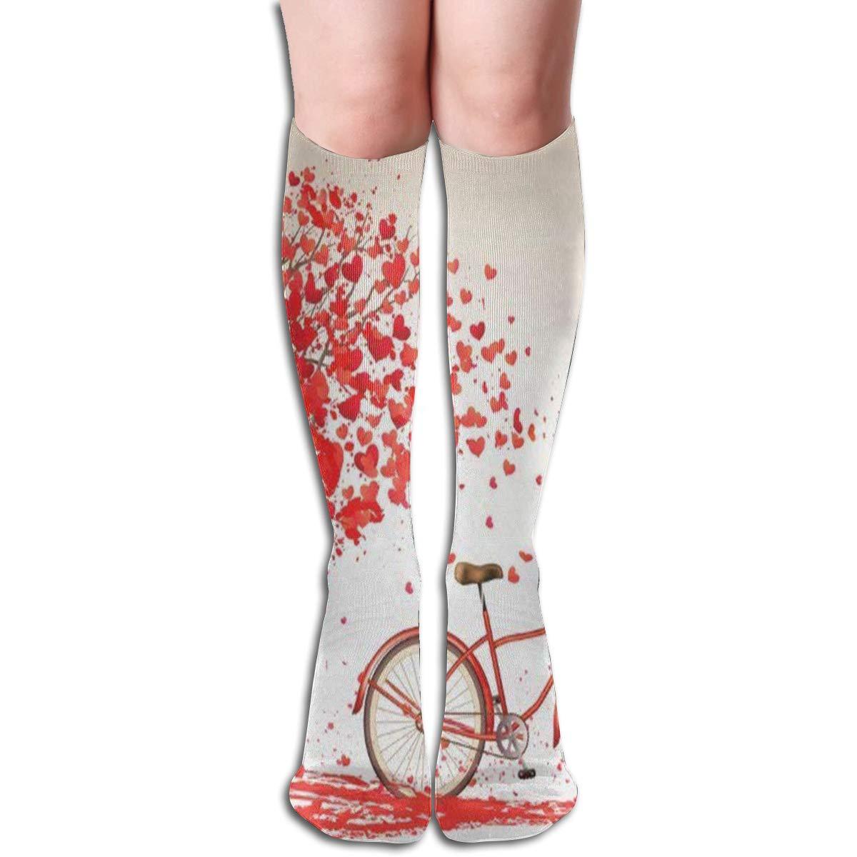 Girls Socks Mid-Calf Kitten With Love Winter Marvellous For Decor