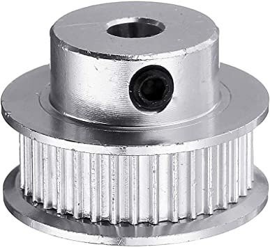 ILS – 36 Dientes 8 milímetros Timing Alesaje Aluminio polea para ...