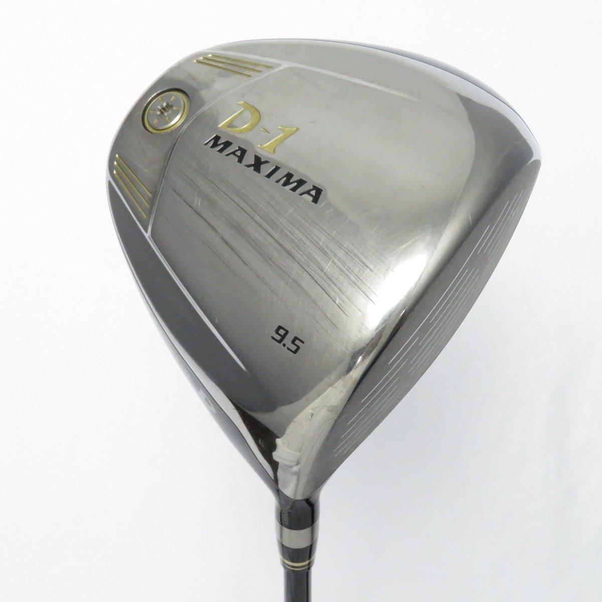 【中古】リョーマ ゴルフ RYOMA GOLF Ryoma D-1 MAXIMA TYPE-D(メーカー公認中古) ドライバー Tour AD MX-D B07D7TX5FT