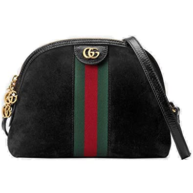 f54ad7f74d1e1 Gucci Ophidia Small Shoulder Bag Black Article  499621 D6ZYG 1060 Made in  Italy