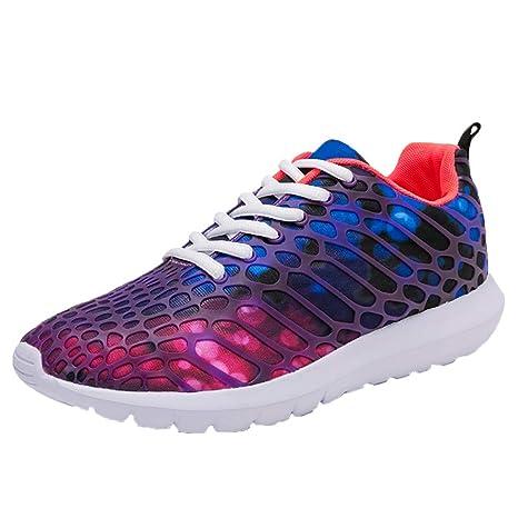 LILICAT❋ Zapatillas de Malla Transpirables Zapatillas Deportivas de Tendencia Zapatillas Deportivas al Aire Libre Zapatillas