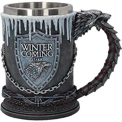 Game Of Thrones House Stark Tankard 14cm