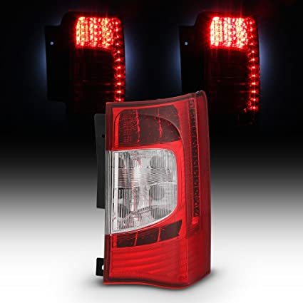 chrysler town and country 2010 tail light bulb