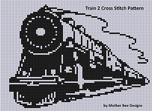(Train 2 Cross Stitch Pattern)