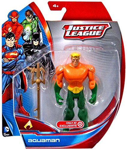 Action Figure Target (DC Universe Justice League Target Exclusive Aquaman Action Figure)