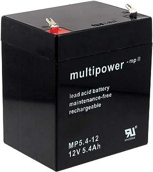 Batterie Gel Plomb pour Peg Perego Feber Injusa Smoby Diamec