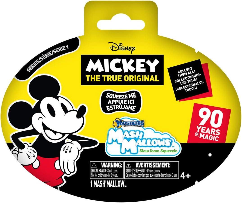 Basic Fun Mashems Marshmallow Mickey Mouse (4 Capsules)