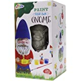 Crafts Activity For Boys & Girls - Paint Your Own Garden Gnome For Ages 5+