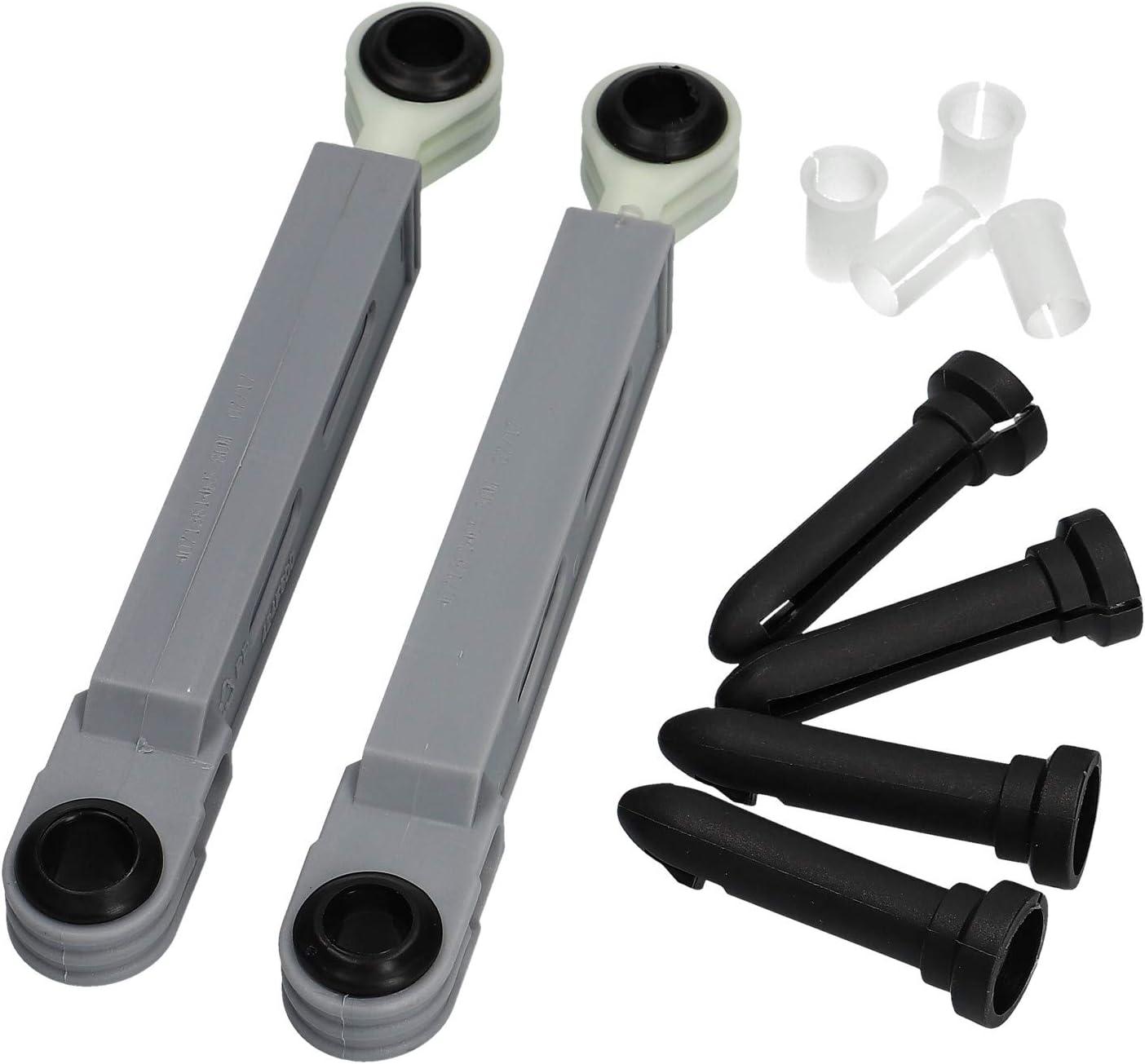 LUTH Premium Profi Parts 2 x amortiguadores con Accesorios para AEG Electrolux 4071361473 407136147 Secadora Lavadora