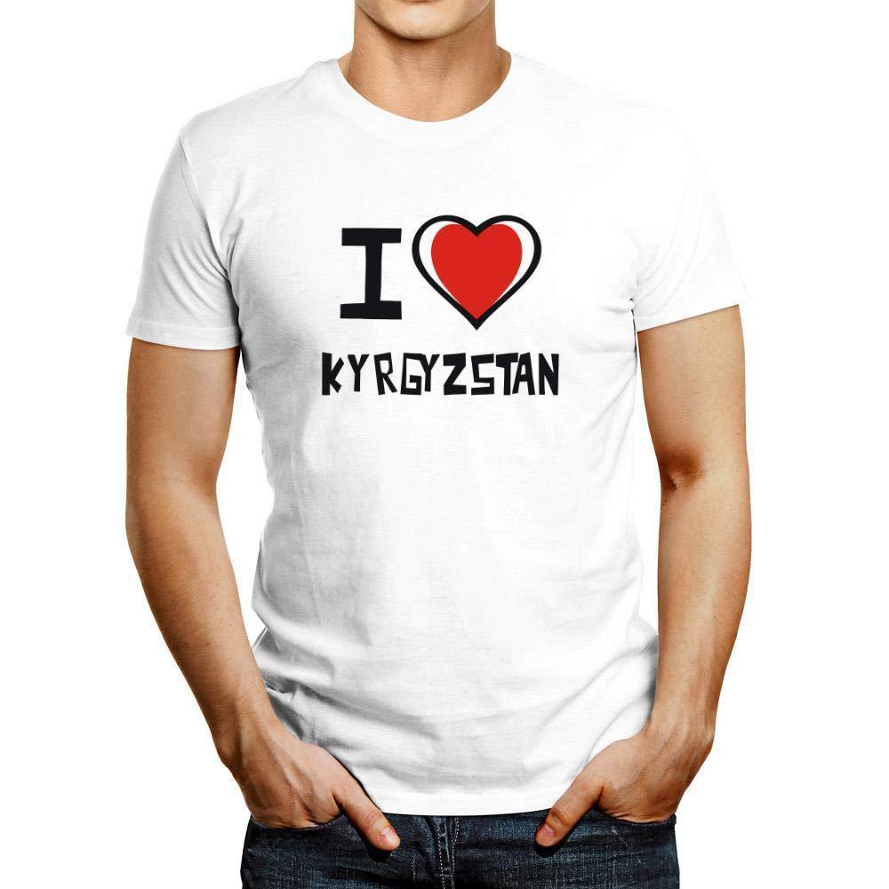 I Love Heart Kyrgyzstan T-Shirt