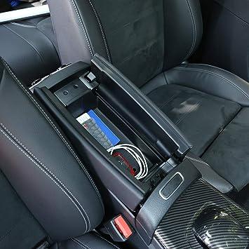 Diyucar For Benz A Class W177 A180 A200 2019 Car Interior Centre Console Armrest Storage Box Mb B Class W247 2019 2020 Accessories Auto