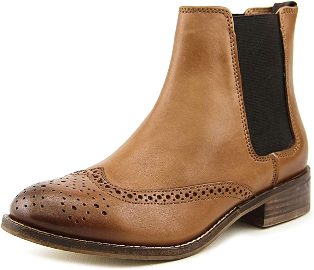 Quentin Chelsea Boot Tan Leather