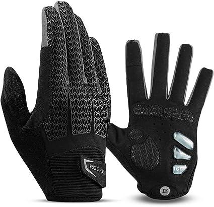 Bicycle Gloves Gel Bicycle Bike Cycling Gloves Ladies Mens Kids Size 5-11
