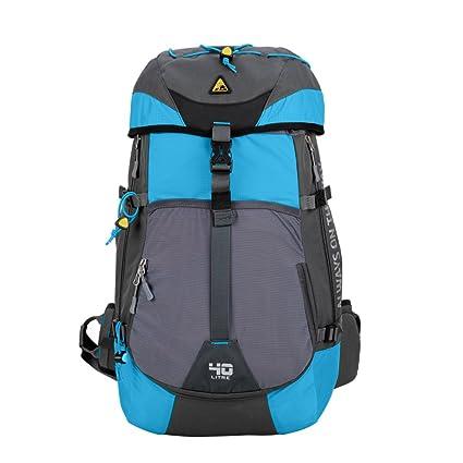 1d420773b262 Kimlee 40L Large Back Packs Mountaineering Bag Water Resistant Nylon Travel  Hiking Daypack,Internal Frame Backpacks