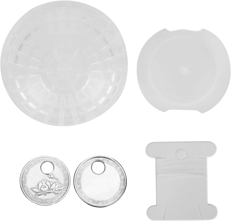 Filtro de Bola de Musgo para Acuario Pecera Funcional Soporte de Plantas de paisajismo de plástico Musgo Flotante sumergido para Peces Tanques de camarones Decoración de Acuario