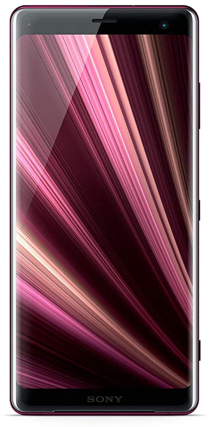 Sony Xperia XZ3 Smartphone (15, 2 cm (6 Zoll) OLED Display, Single-SIM, 64 GB interner Speicher und 4 GB RAM, BRAVIA TV Techn