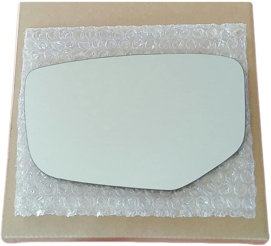 Mirror Glass Replacement Full Adhesive For 94-97 Accord Sedan Passenger Side
