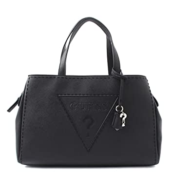 b672dd19e Amazon.com: Guess Women's Baldwinpark Satchel Tote Bag Handbag: Fashion-USA