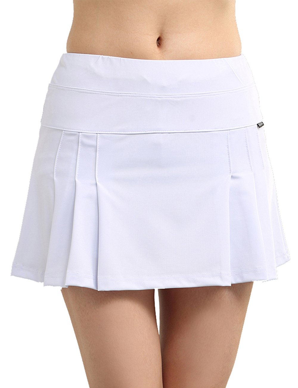 Fitnestyle Women's Running Skorts Active Athletic Skorts with Pocket for Running Tennis Golf