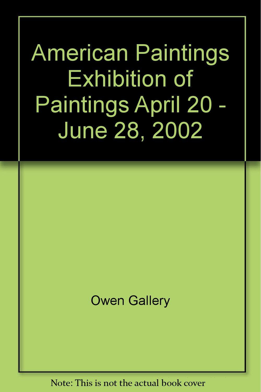 american paintings owen gallery