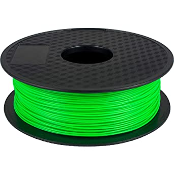 GEEETECH Filamento PLA 1.75mm para impresión 3D, 1kg Spool, Verde ...