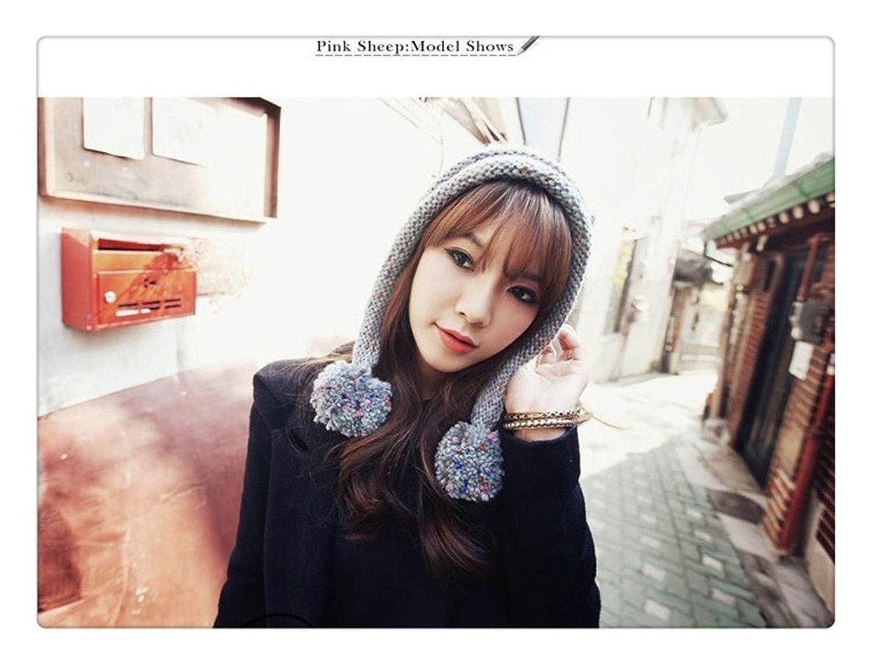 Always Pretty Girls Winter Warm Knitted Beanie Hat