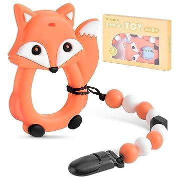 Amazon.com: Pandamelon - Juguete para dentición de bebé ...