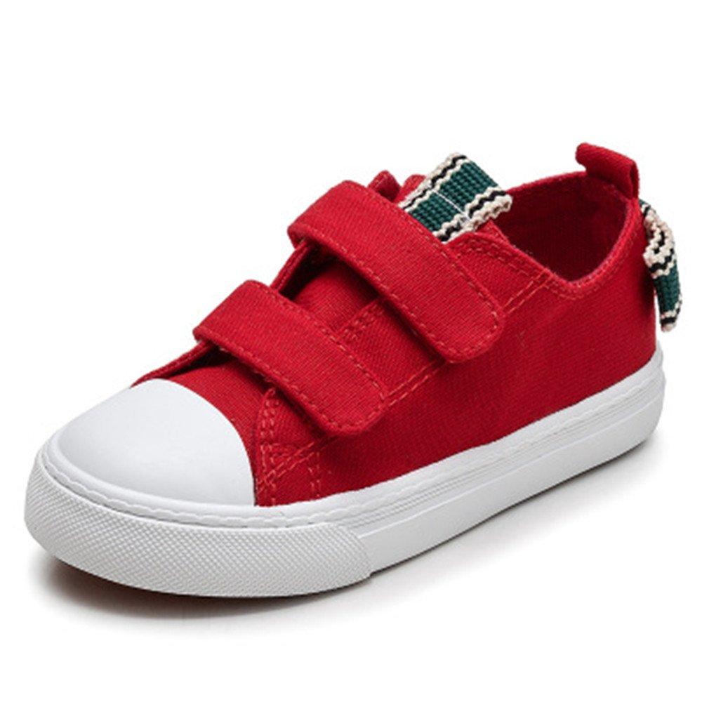 SUNNY Store Slip-On Laceless Fashion Sneakers Sizes for Girls Boys Toddlers /& Kids