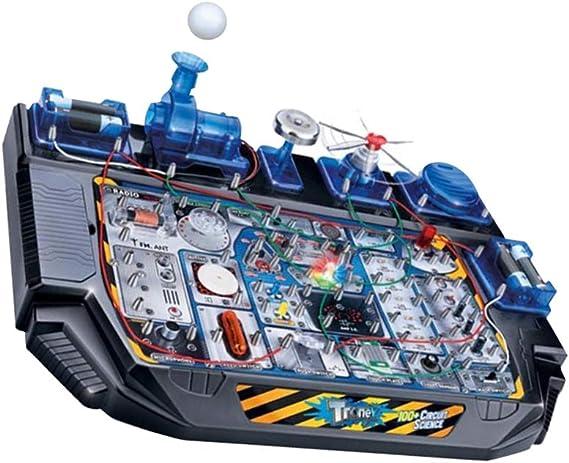 Sharplace Kit dApprentissage de Circuit /Électrique Exp/érience Mat/ériel dEssai de Circuit