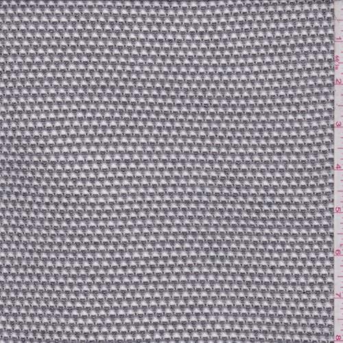 Platinum Rayon Mesh Knit, Fabric by The ()