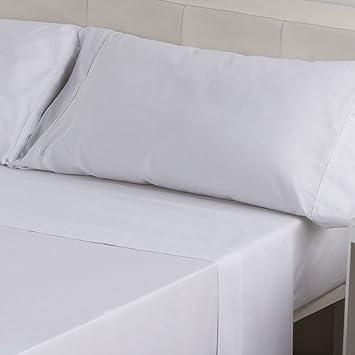 Sábanas HOTELES - Funda Almohada Sedalinne. Calidad 200 hilos. Percal 50% algodón -