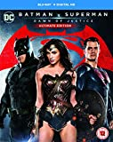 Batman v Superman: Dawn of Justice (Ultimate Edition) [Blu-ray] [2016]