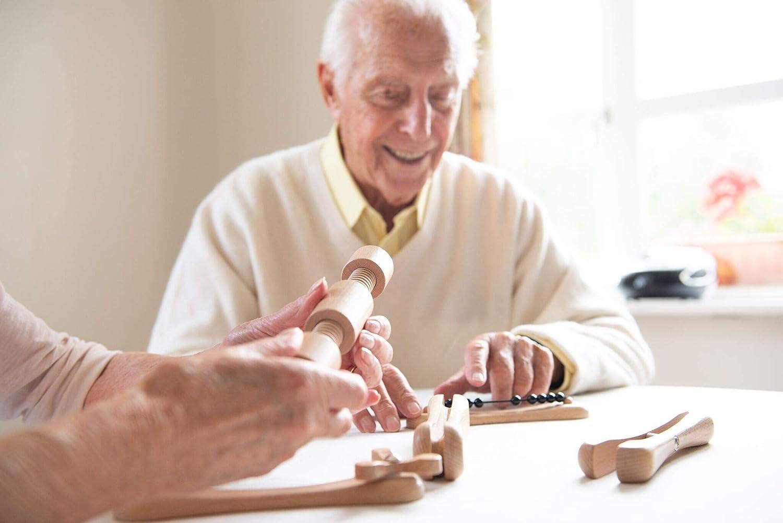 Fidget Widget Toy for Demetia and Alzheimers