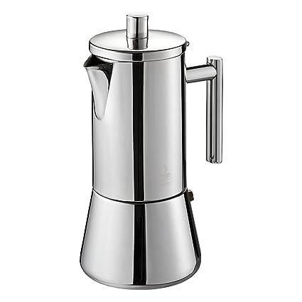 Gefu Nando cafetera Acero Inoxidable - Cafeteras (Acero ...