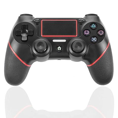 Amazon.com: Controlador inalámbrico Bluetooth para juegos de ...