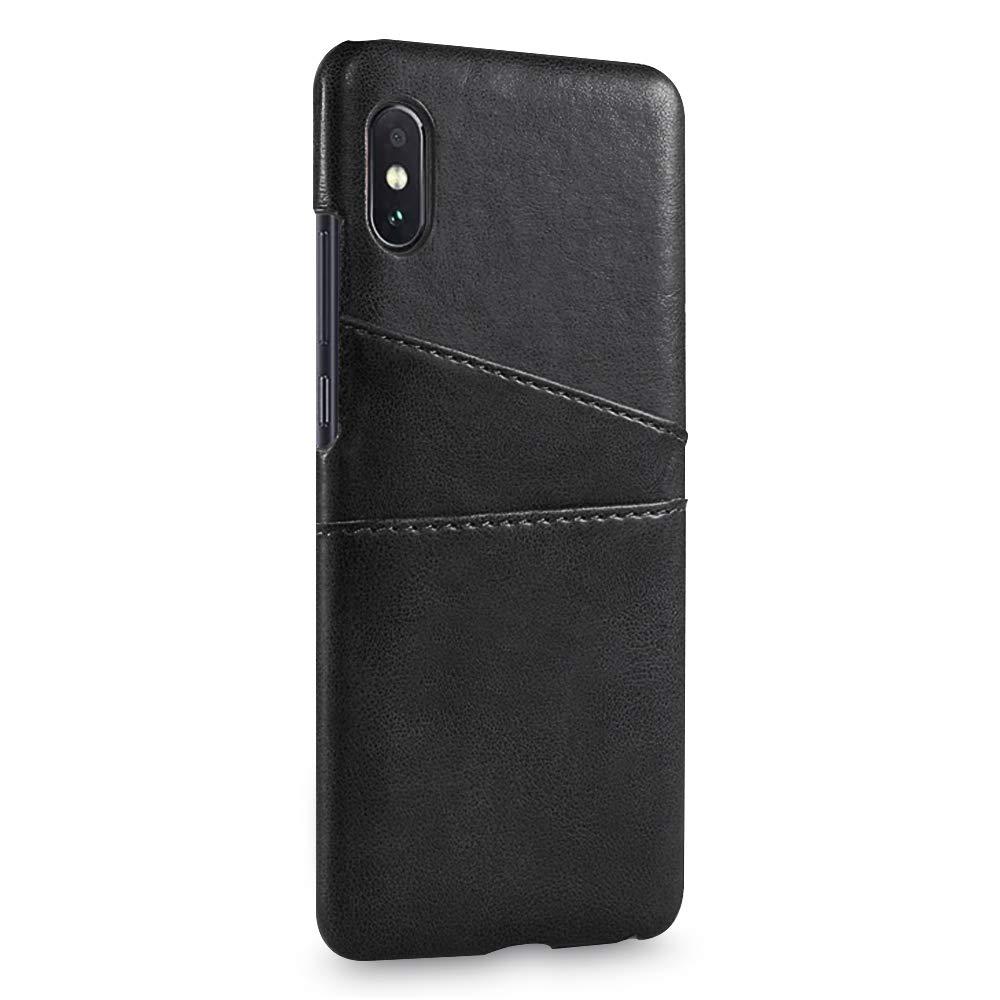 Olixar Funda Xiaomi Mi 8 Pro Farley RFID Cartera: Amazon.es ...