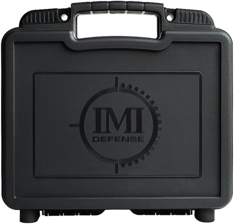 IMI Defense pistola/revista polímero caso GLOCK/revista GLOCK 17, 18, 19, 20, 21, 22, 23, 26, 27, 28, 31, 32, 34, 35,
