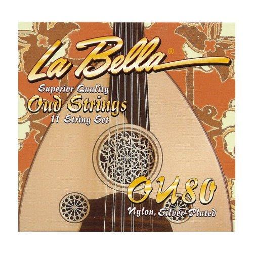 La Bella Oud 11-String Set, Turkish by Mid-East