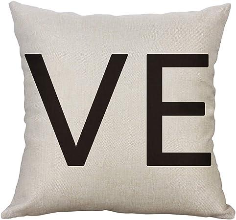Pillow Cases Evansamp Cushion Cover,18