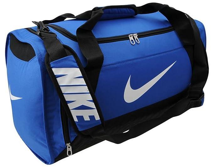 Nike Marca Brasilia 6 tamaño mediano bolsa de agarre – Bolsa para deportes, gimnasio, viaje
