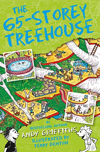 65 Storey Treehouse (The Treehouse Books)