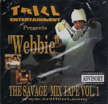 Webbie Savage Mixtape Vol 1 Amazoncom Music
