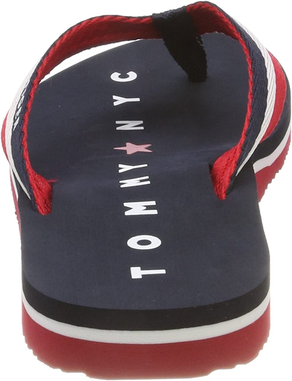 Tommy Hilfiger Tommy Loves NY Beach Sandal Tongs Femme