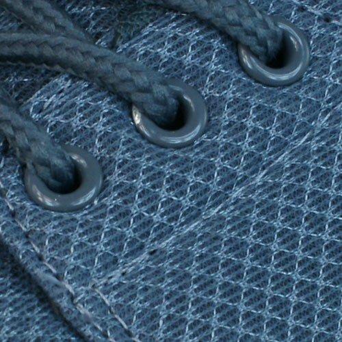 DT New York zapatillas de deporte de los hombres Grey